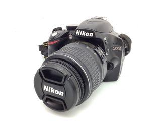 Camara Digital Reflex Nikon D3200+Af-S Dx Vr 18-10