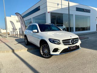 Mercedes-Benz GLC 2017 hibrido enchufable