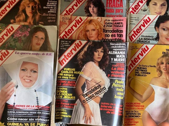 INTERVIU LOTE AÑO 1977