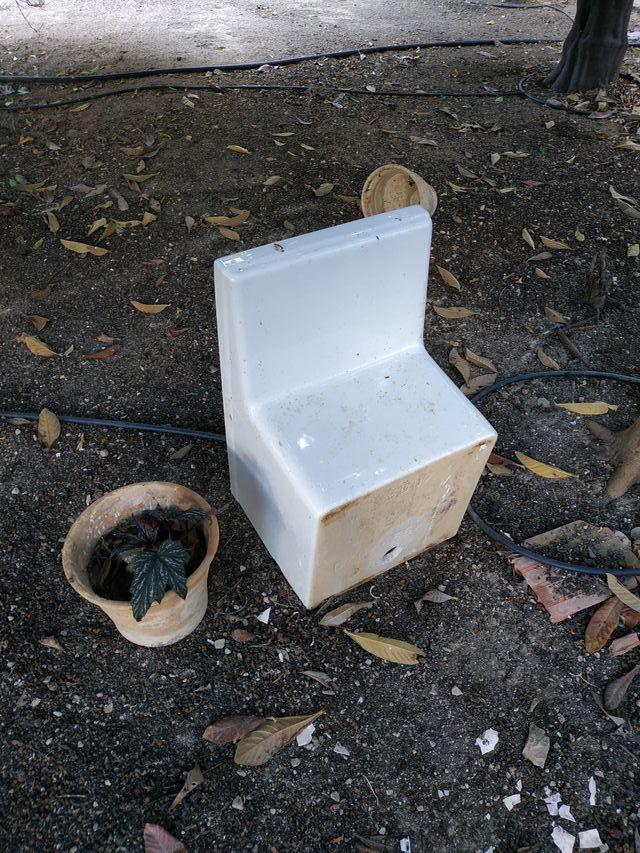 Lavadero gres-porcelana Sangrà