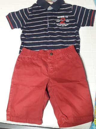 Ropa niño verano 3 años