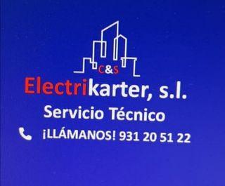 Reparación de Electrodomésticos en Barcelona 25km