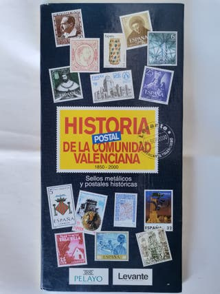 Historia postal de la comunidad Valenciana complet