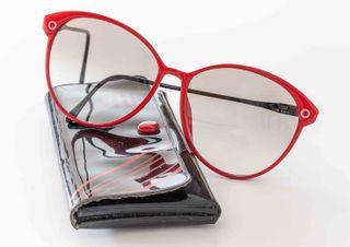 Gafas de sol mujer VIENNA LINE Vintage Rouge