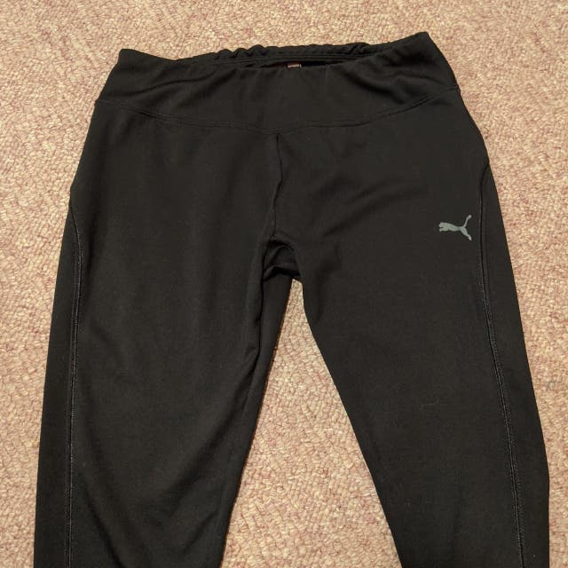Black Puma Leggings - Size XS/6