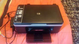 Impresora-escáner hp de inyección de tinta