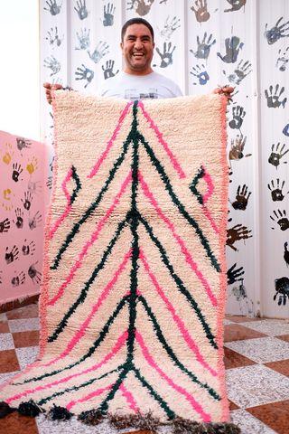 Liberato Moroccan rug