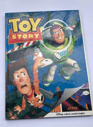 Toy Story cómic