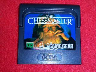 THE CHESSMASTER SEGA GAME GEAR