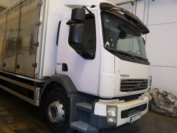 CAMION VOLVO FH 440