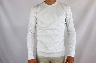 Jersey blanco H&M talla L