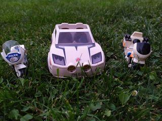 Autos de playmobils