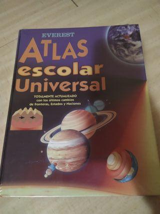 Atlas escolar universal