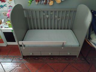 Cuna-cama de bebé