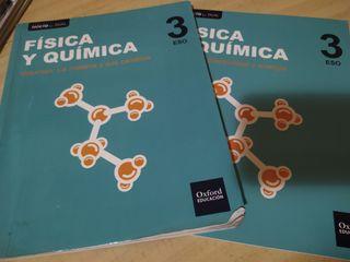 Libros de física y química 3° ESO
