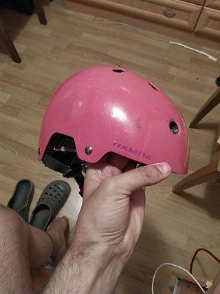 casco bici patinaje skate monopatines talla 54-50