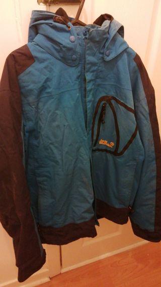 2 in 1 coat with detachable fleece jacket inside s
