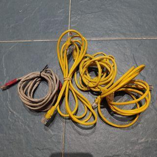 cables de Red RJ45. Categoría 5