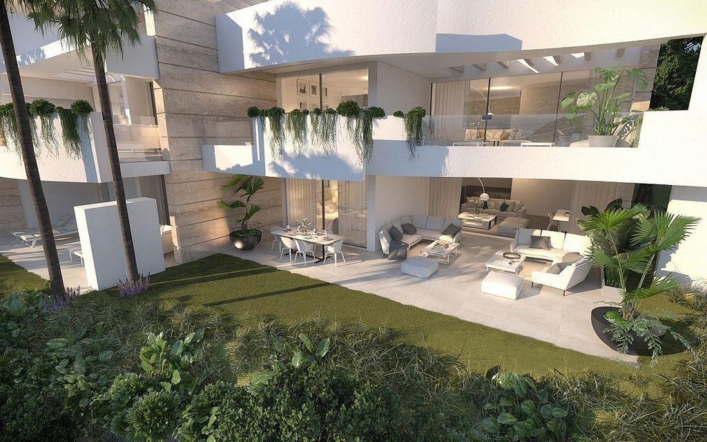 Apartamento en venta en Marbella (Ojén, Málaga)