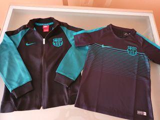 Conjunto niño FC Barcelona