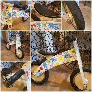 Bicicleta evolutiva Kurve Kiddimoto