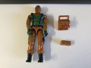 G.I. Joe - Figura Roadblock v1 (1984)