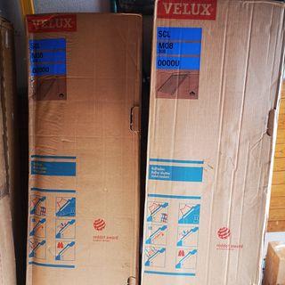 Persianas exteriores Velux 4 unds.