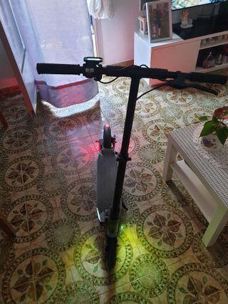 Nueva patinete eléctrico