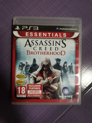 juego ps3 Assassins Creed