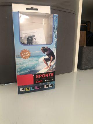 Cámara sport 720p