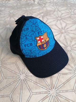 Gorra de niño 6-8 años
