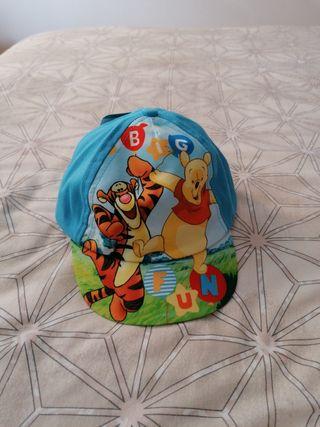 Gorra de niño 2-3 años