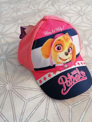 Gorra de niña 6-8 años