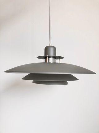Lámpara vintage danesa