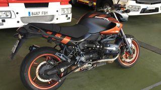 Moto Bmw Rockster