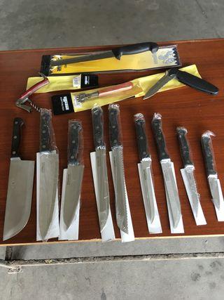 Lote de 1500 cuchillos