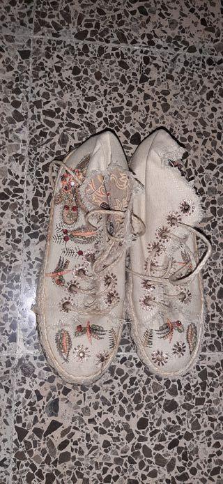 botas ibicencas talla 41 varios colores varias tal