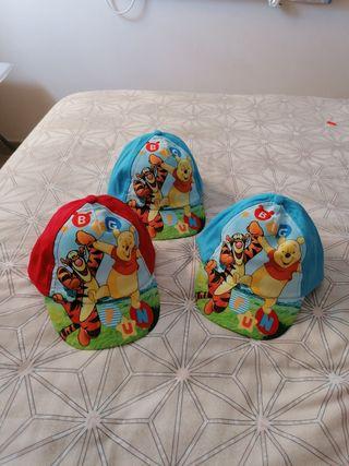 Gorra de niño 3-4 años