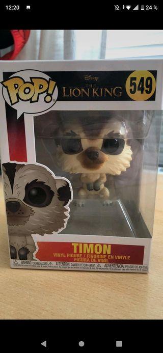 Funko Pop Timón