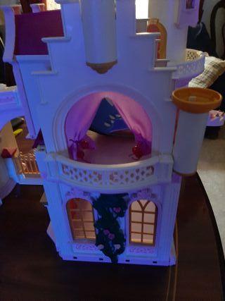 Castillo princesa Playmobil
