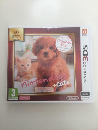 nintendogs + cats nintendo 3ds
