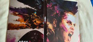 Rage 2. steelbook