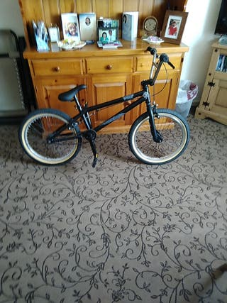 voodoo malice BMX