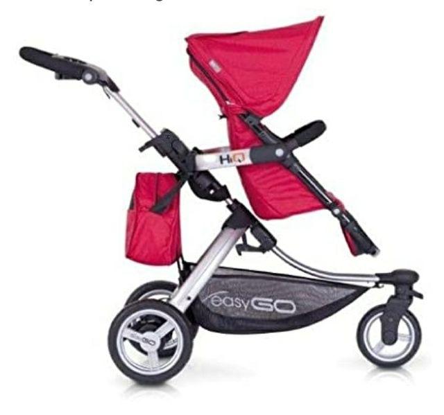 cochecito bebé tres ruedas
