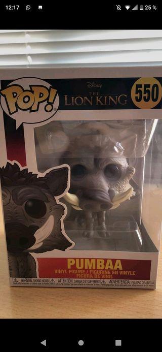 Funko Pop Pumbaa