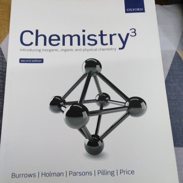 Chemistry3 second edition