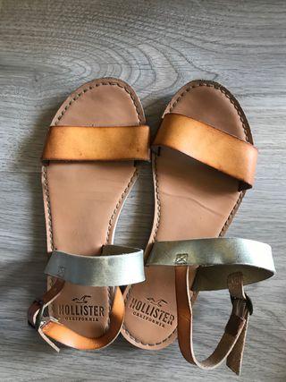 Sandales Hollister