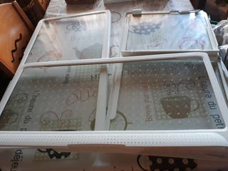 Bandejas de cristal para frigorifico Samsung.