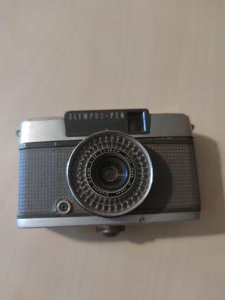 cámara fotos antigua