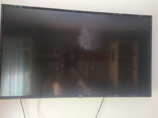 "SMART TV LG 43"" 4K 2018"